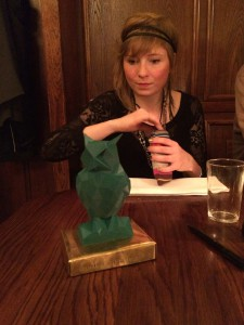 Lava priset Jenny Jägerfeld