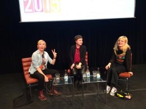 Jenny Jägerfeld, Karolina Hansson, Elina Pahnke